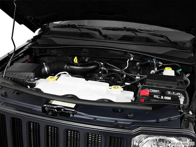 2011 Jeep Liberty Engine