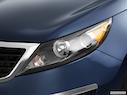 2011 Kia Sportage Drivers Side Headlight