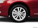 2011 Lexus ES 350 Front Drivers side wheel at profile