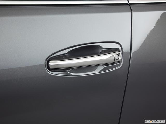 2011 Lexus GX 460 Drivers Side Door handle