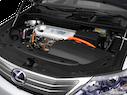 2011 Lexus HS 250h Engine