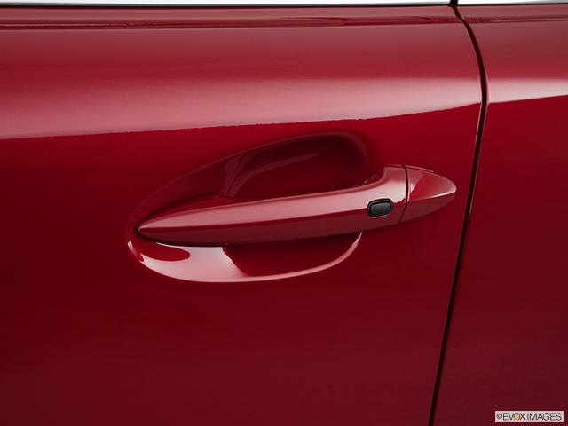2011 Lexus IS 250 Drivers Side Door handle