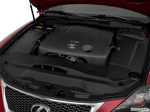 2011 Lexus IS 250 Engine