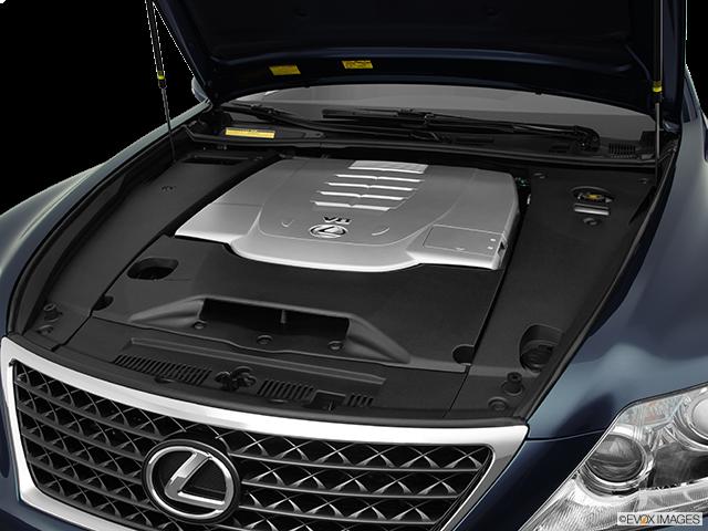 2011 Lexus LS 460 Engine