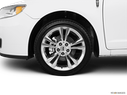 2011 Lincoln MKZ Front Drivers side wheel at profile