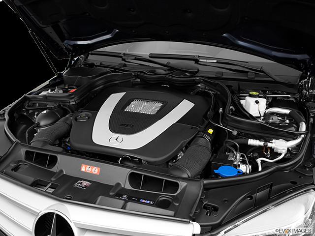 2011 Mercedes-Benz C-Class Engine