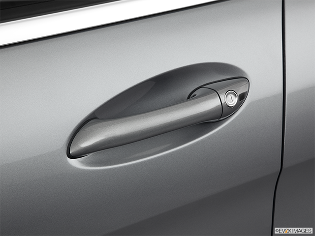 2011 Mercedes-Benz R-Class Drivers Side Door handle