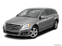 2011 Mercedes-Benz R-Class Front angle view