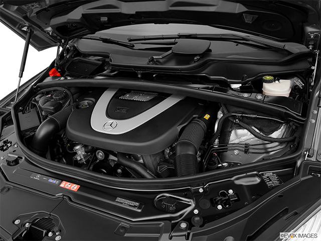 2011 Mercedes-Benz R-Class Engine