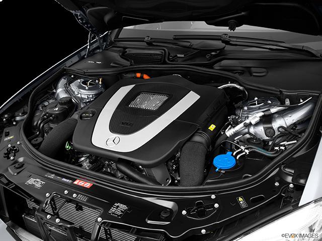 2011 Mercedes-Benz S-Class Engine