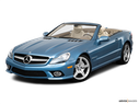 2011 Mercedes-Benz SL-Class Front angle view