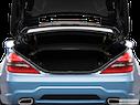 2011 Mercedes-Benz SL-Class Trunk open
