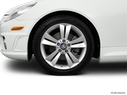2011 Mercedes-Benz SLK Front Drivers side wheel at profile