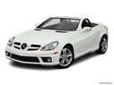 2011 Mercedes-Benz SLK Front angle view