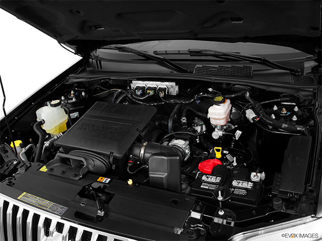 2011 Mercury Mariner Engine