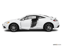 2011 Mitsubishi Eclipse Driver's side profile with drivers side door open