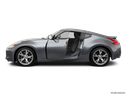 2011 Nissan 370Z Driver's side profile with drivers side door open