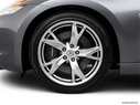 2011 Nissan 370Z Front Drivers side wheel at profile