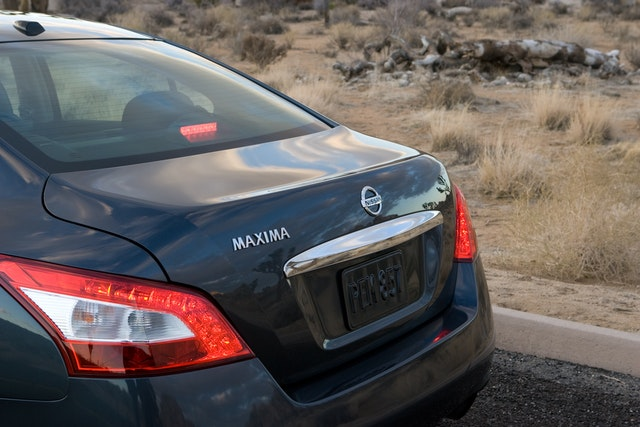 2011 Nissan Maxima Exterior