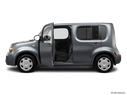 2011 Nissan cube Driver's side profile with drivers side door open