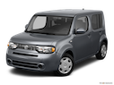 2011 Nissan cube Front angle view