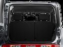 2011 Nissan cube Trunk open