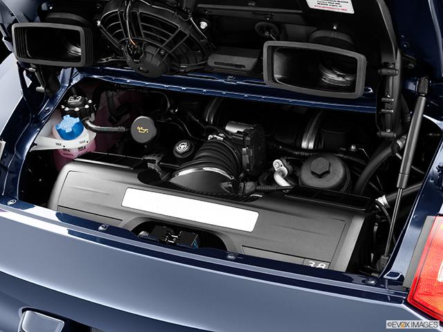 2011 Porsche 911 Engine