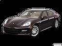 2011 Porsche Panamera Front angle view