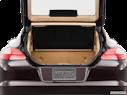 2011 Porsche Panamera Trunk open