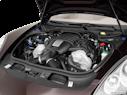 2011 Porsche Panamera Engine