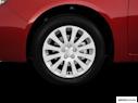 2011 Subaru Impreza Front Drivers side wheel at profile