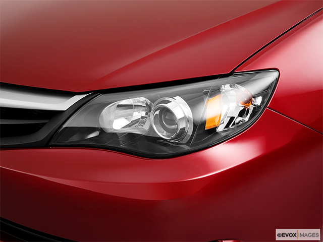 2011 Subaru Impreza Drivers Side Headlight