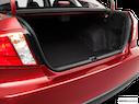 2011 Subaru Impreza Trunk open
