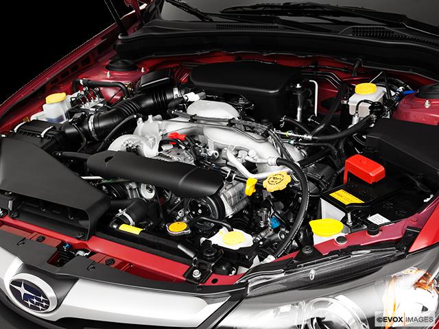 2011 Subaru Impreza Engine