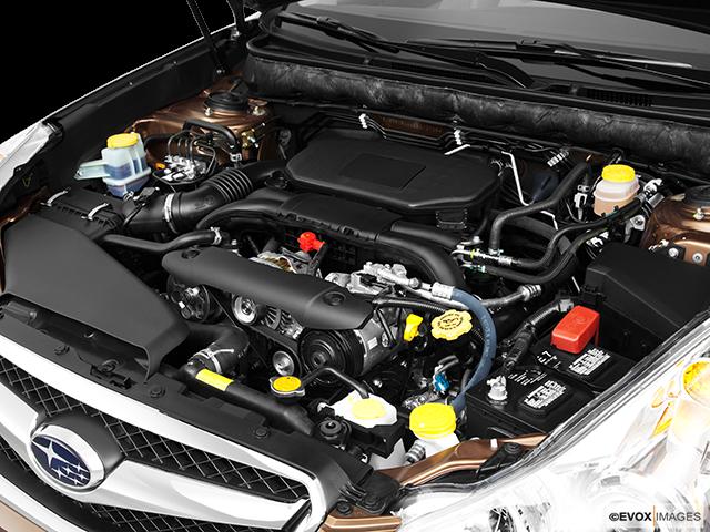 2011 Subaru Legacy Engine