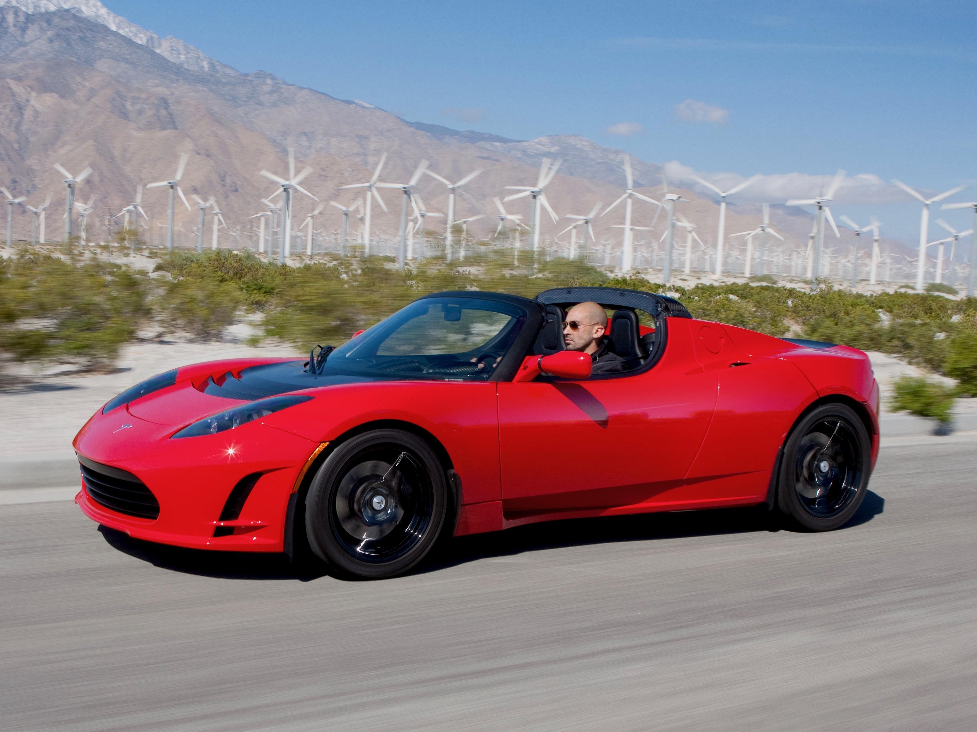 Tesla Roadster Reviews
