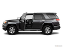 2011 Toyota 4Runner Driver's side profile with drivers side door open
