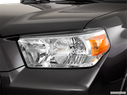 2011 Toyota 4Runner Drivers Side Headlight