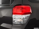 2011 Toyota 4Runner Passenger Side Taillight