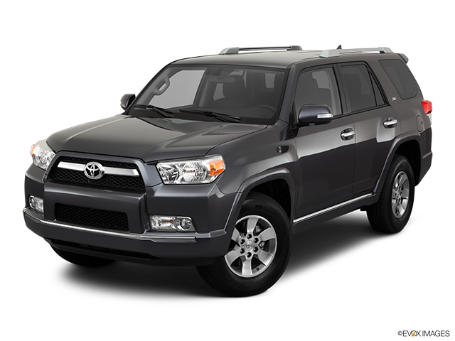 2011 Toyota 4Runner Front angle view