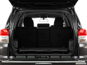 2011 Toyota 4Runner Trunk open