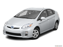 2011 Toyota Prius Front angle view