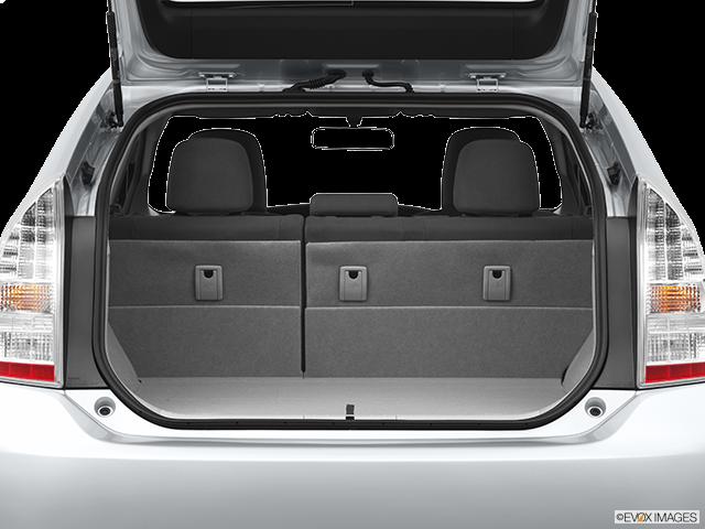 2011 Toyota Prius Trunk open