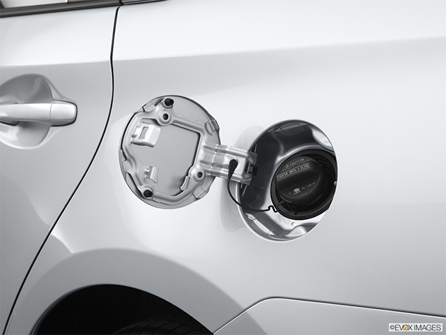 2011 Toyota Prius Gas cap open