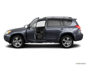 2011 Toyota RAV4 Driver's side profile with drivers side door open
