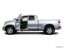 2011 Toyota Tundra Driver's side profile with drivers side door open