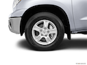 2011 Toyota Tundra Front Drivers side wheel at profile