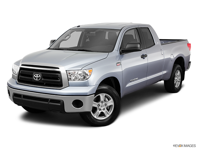 2011 Toyota Tundra Front angle view