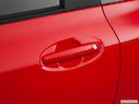 2011 Toyota Yaris Drivers Side Door handle