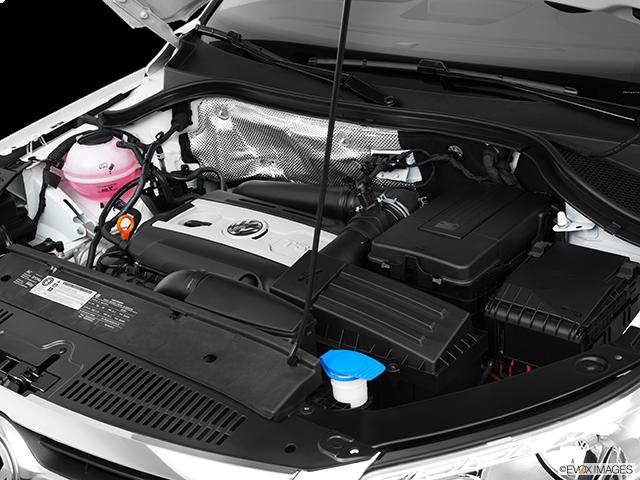 2011 Volkswagen Tiguan Engine